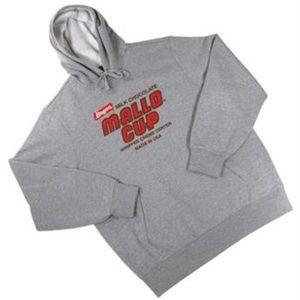 Boyer Candy Mallo Cup Hooded Sweatshirt Small NWOT